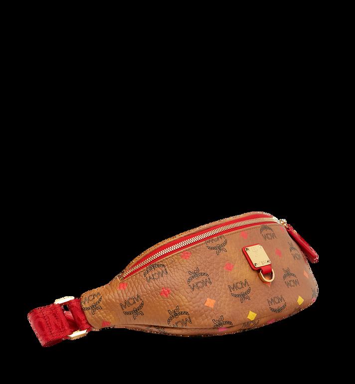 MCM Stark Belt Bag in Skyoptic Visetos MUZ9SFI26CA001 AlternateView2