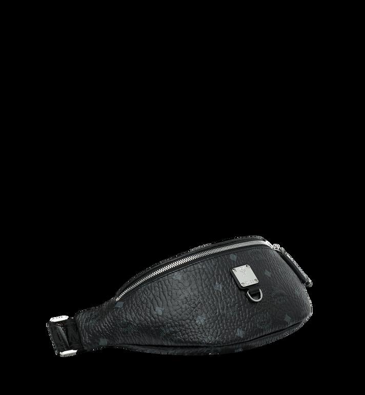 MCM Fursten Belt Bag in Visetos Black MUZ9SFI27BK001 Alternate View 2