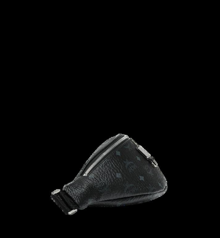 MCM Fursten Belt Bag in Visetos Black MUZ9SFI27BK001 Alternate View 3