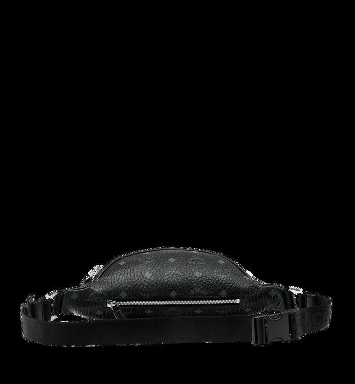 MCM Fursten Belt Bag in Visetos Black MUZ9SFI27BK001 Alternate View 4