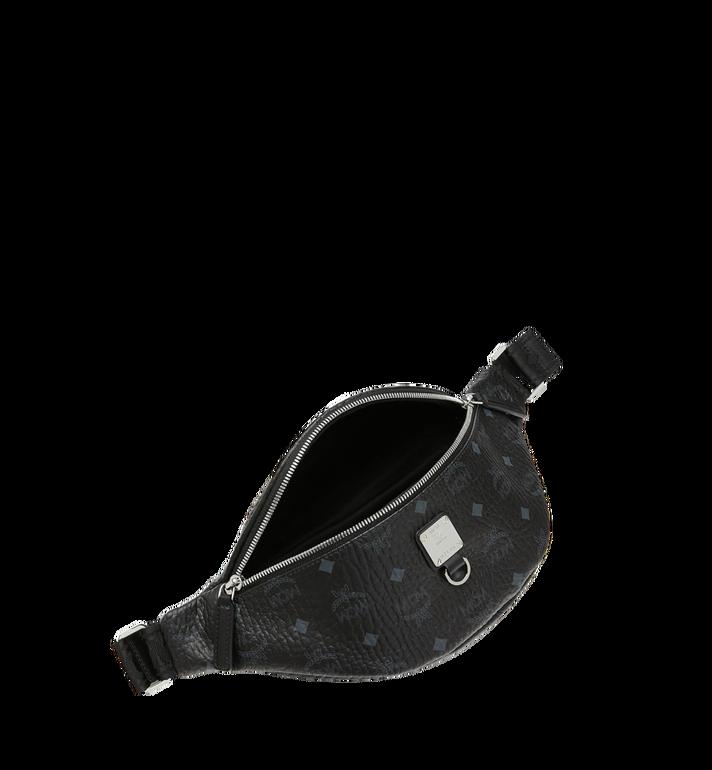 MCM Fursten Belt Bag in Visetos Black MUZ9SFI27BK001 Alternate View 5