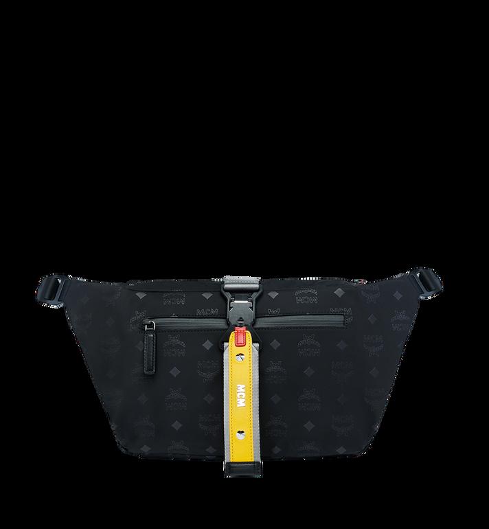 MCM Resnick Belt Bag in Monogram Nylon AlternateView