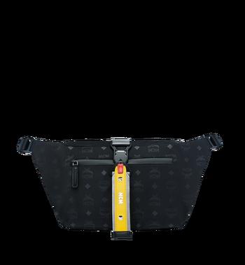 MCM Resnick Belt Bag in Monogram Nylon Alternate View