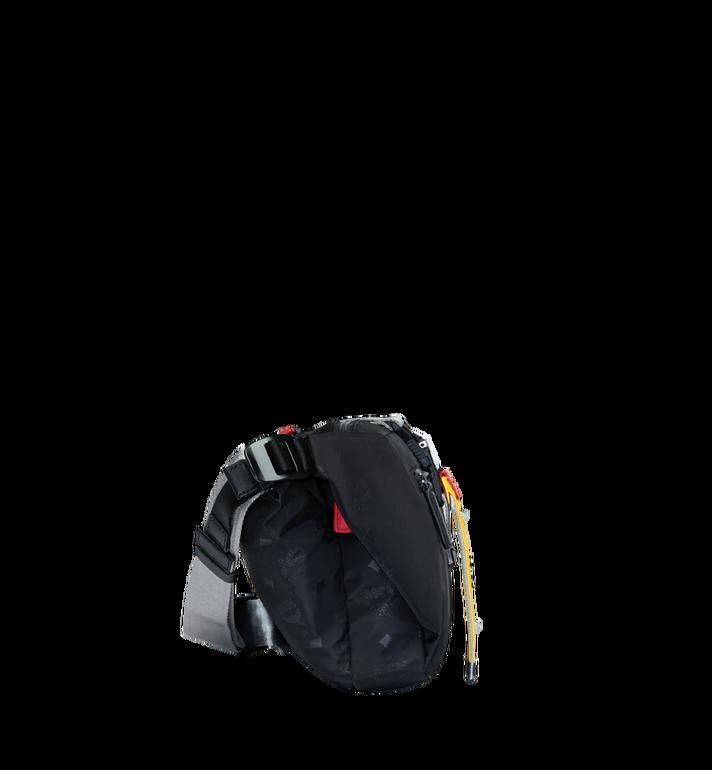 MCM Resnick Belt Bag in Monogram Nylon AlternateView3