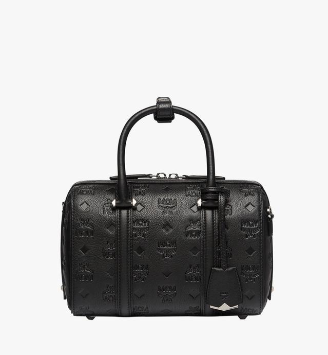 Essential Boston in Monogram Leather