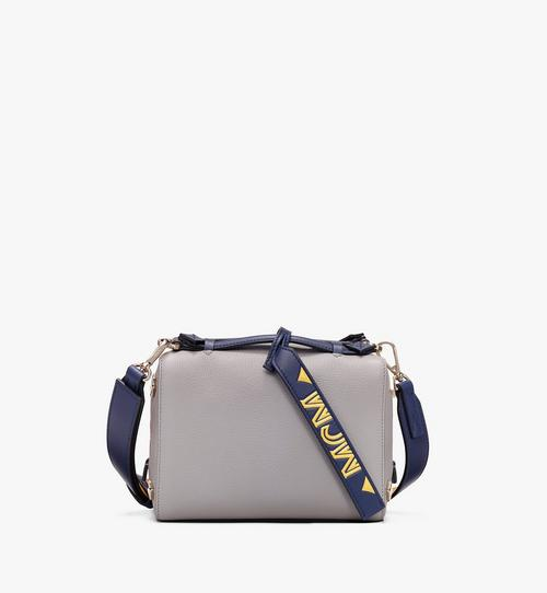 Milano Boston Bag in Calfskin Leather