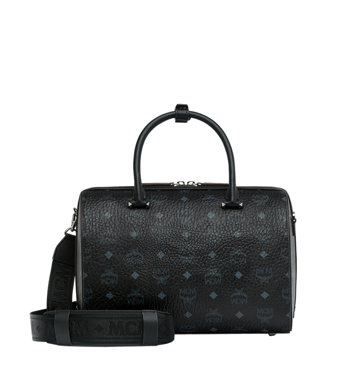 MCM Essential Boston in Visetos Alternate View 4