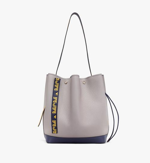 Milano Drawstring Bag in Calfskin Leather