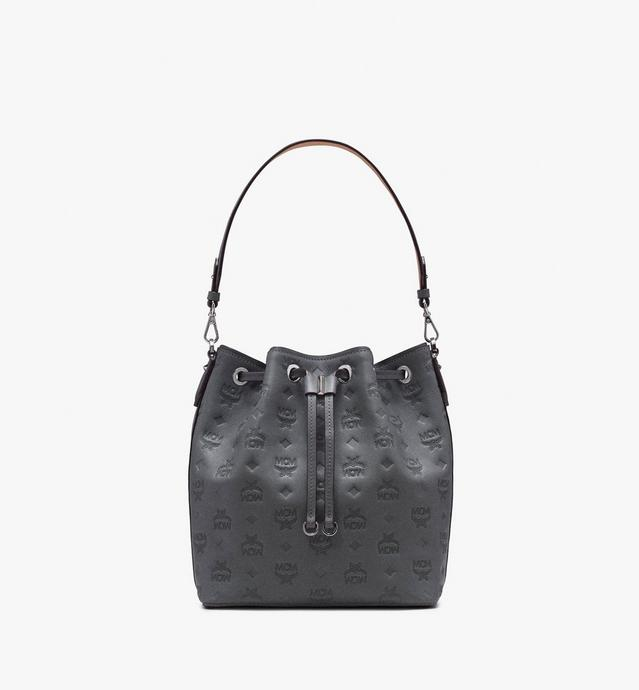 e0a75cc392 Essential Drawstring in Monogram Leather