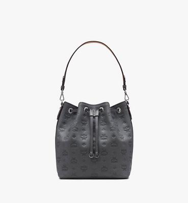 672bffb51 Essential Drawstring in Monogram Leather