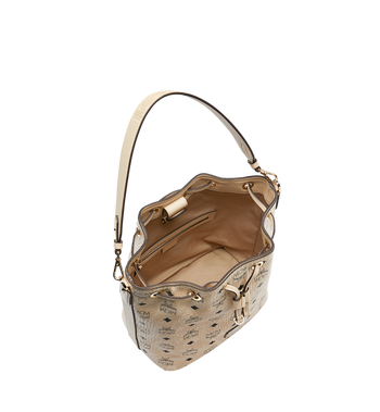 MCM Essential Drawstring in Visetos AlternateView5