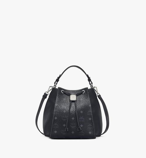 Luisa Drawstring Bag in Visetos Leather Block