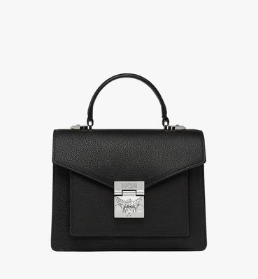 Patricia Satchel in Grained Leather dc4036f7fd971