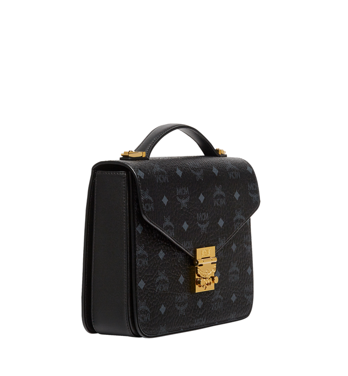 MCM Patricia Satchel in Visetos AlternateView2