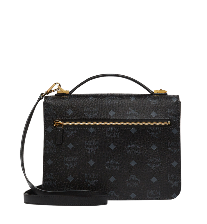 MCM Patricia Satchel in Visetos AlternateView4