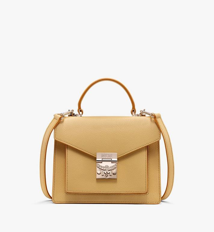 MCM Sacoche Patricia en cuir Park Avenue Alternate View