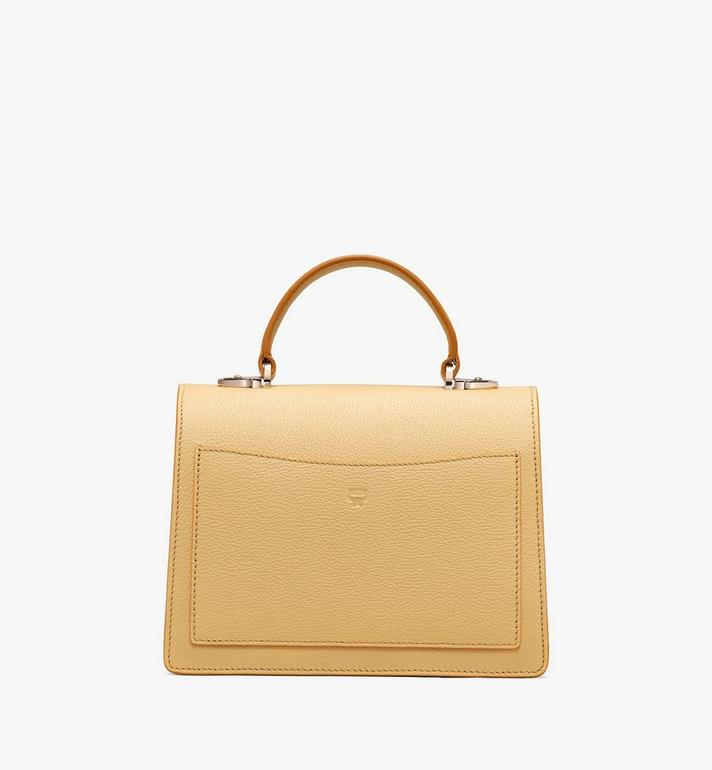 MCM Sacoche Patricia en cuir Park Avenue Alternate View 3