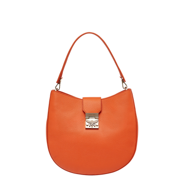 MCM Patricia Hobo in Grained Leather MWH8APA29OD001 AlternateView