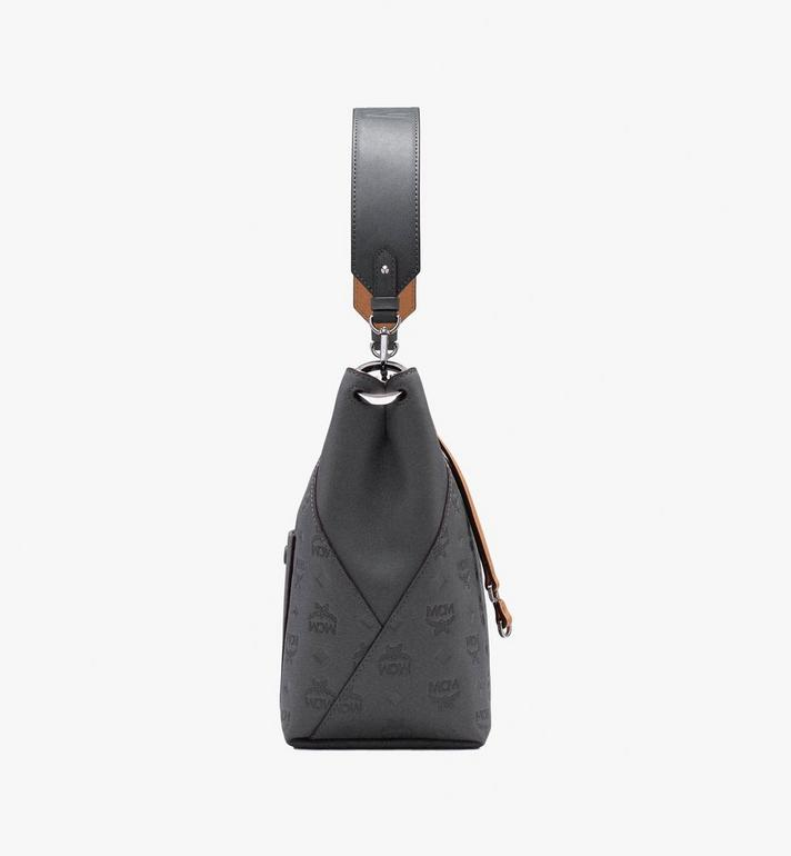 MCM Klara Hobo in Monogram Leather Alternate View 2