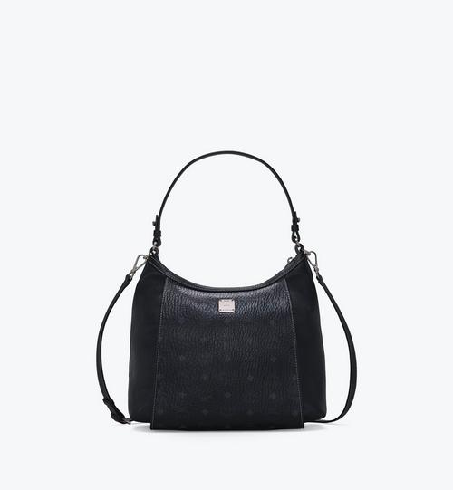 Luisa Hobo in Visetos Leather Block