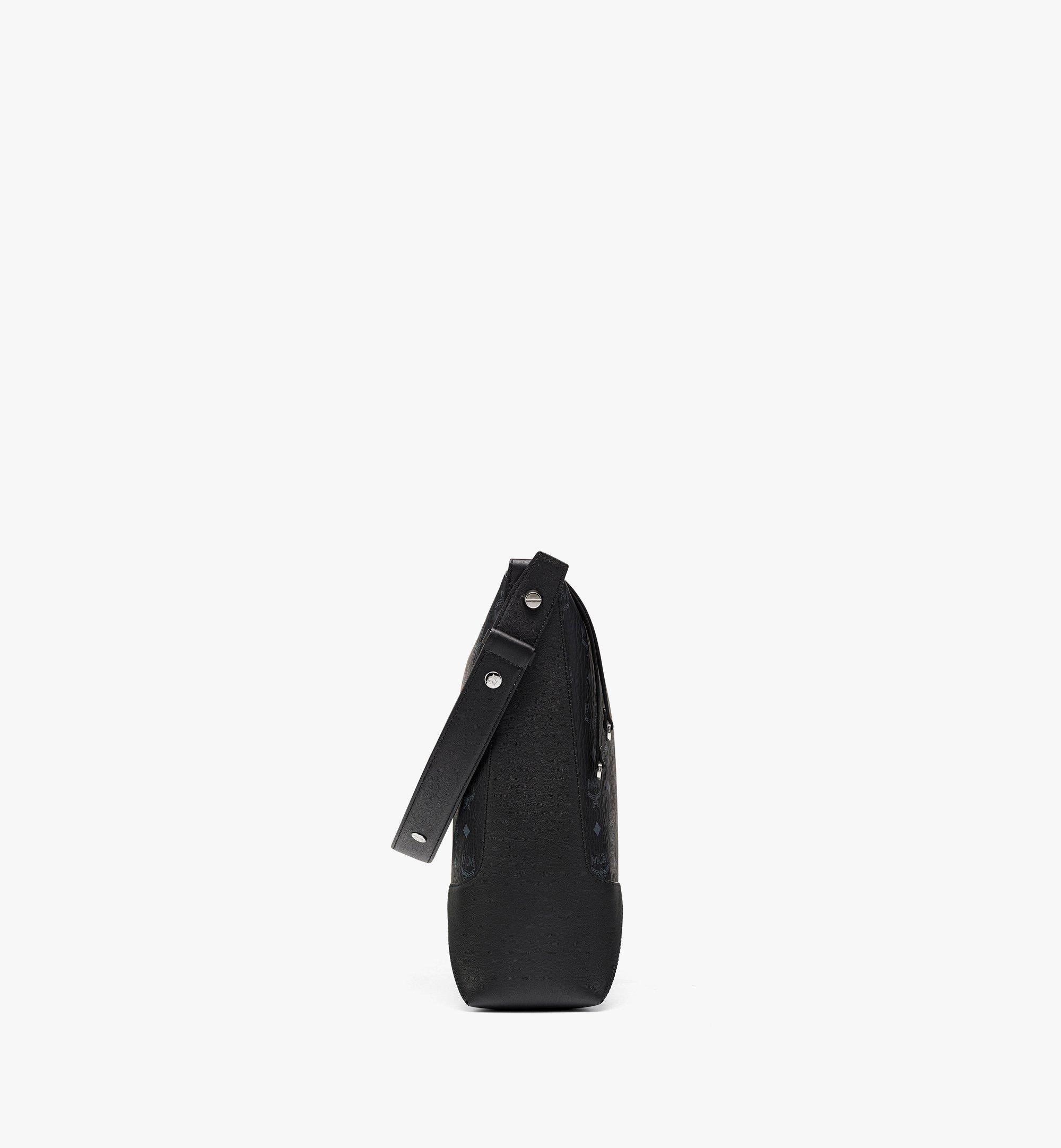MCM Klara Hobo-Tasche in Visetos Black MWHBSKM01BK001 Noch mehr sehen 1