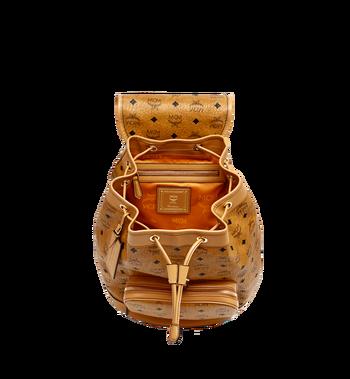 MCM Heritage Single Pocket Rucksack in Visetos Alternate View 5