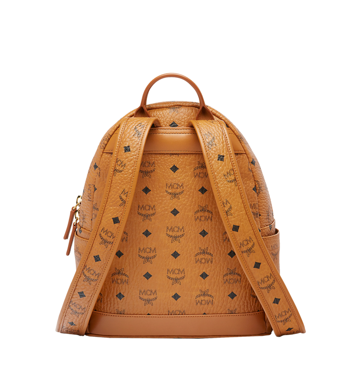 MCM Stark Classic Rabbit Backpack in Visetos Alternate View 4