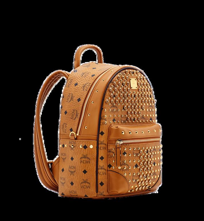MCM Diamond Visetos Backpack MWK6SVI52CO001 AlternateView2