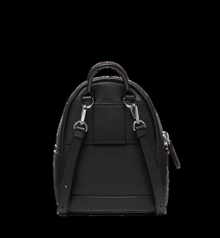 MCM Stark Bebe Boo Backpack in MCM Leopard Crystal Alternate View 5