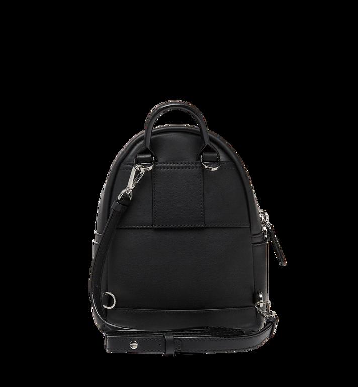 MCM Stark Bebe Boo Backpack in MCM Leopard Crystal MWK8AVE11BK001 AlternateView6