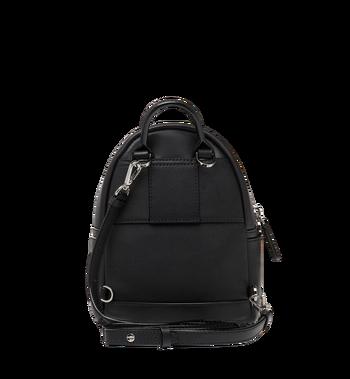 MCM Stark Bebe Boo Backpack in MCM Leopard Crystal Alternate View 6