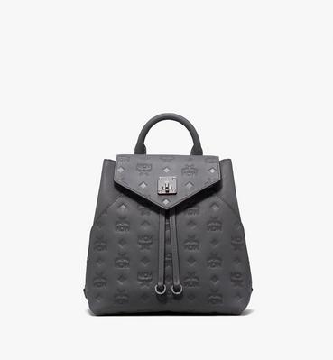Essential Backpack in Monogram Leather
