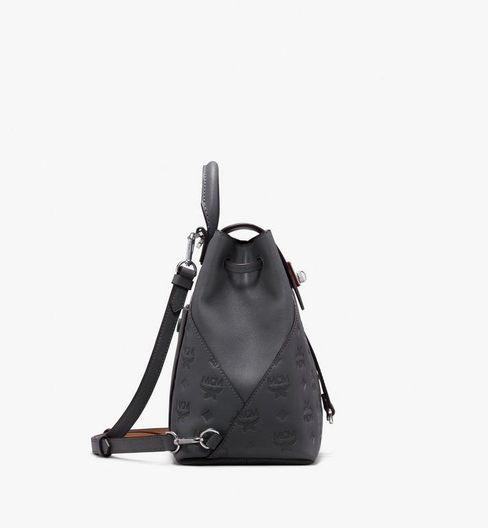 MCM Essential Backpack in Monogram Leather  MWK9ASE03EC001 Alternate View 2