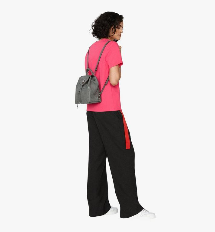 MCM Essential Backpack in Monogram Leather  MWK9ASE03EC001 Alternate View 5