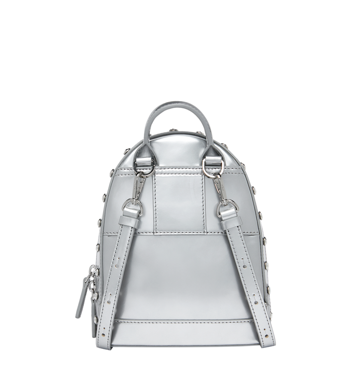 MCM Stark Bebe Boo Backpack in Mosaic Crystal MWK9SMS01SB001 AlternateView5