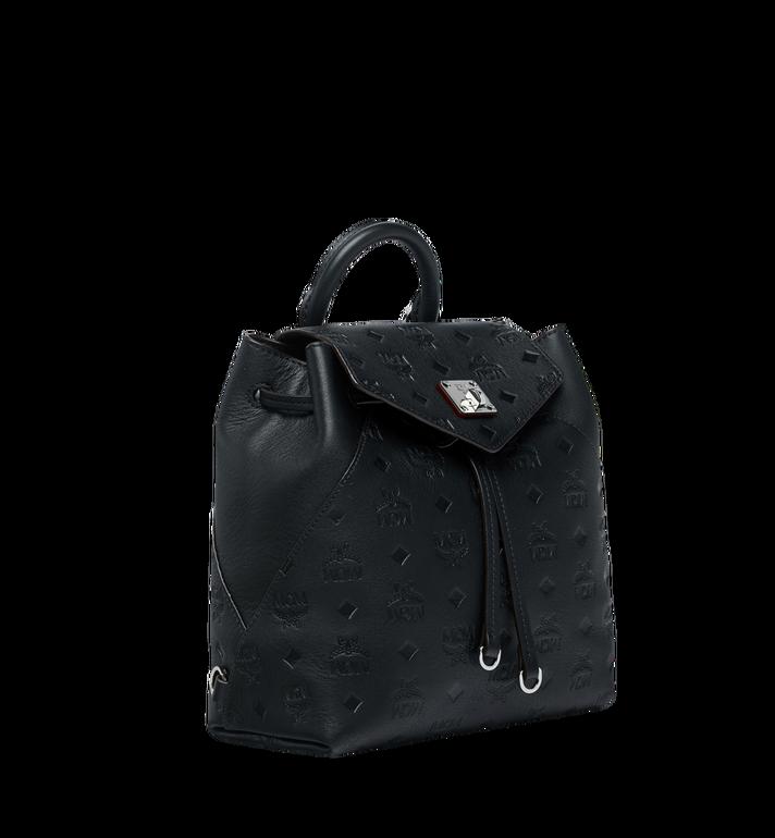 MCM Essential Backpack in Monogram Leather MWK9SSE03BK001 AlternateView2