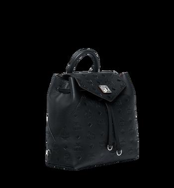 MCM Essential Rucksack aus Leder mit Monogramm Alternate View 2