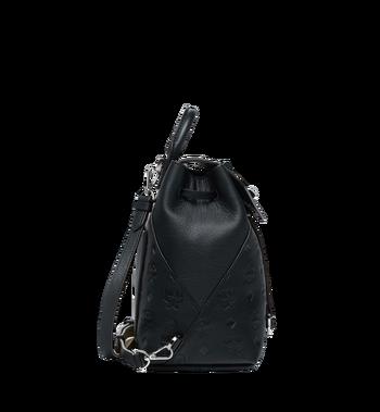 MCM Essential Backpack in Monogram Leather MWK9SSE03BK001 AlternateView3