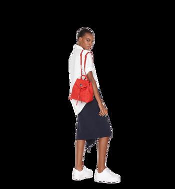 MCM Essential Backpack in Monogram Leather Alternate View 7