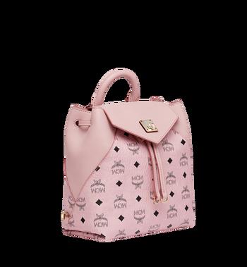 MCM Essential Backpack in Visetos Original MWK9SSE05PZ001 AlternateView2