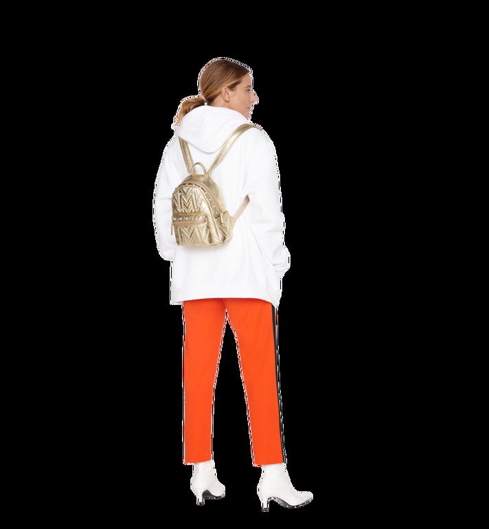 MCM Stark Backpack in Quilted Studs MWK9SVE02DA001 AlternateView8