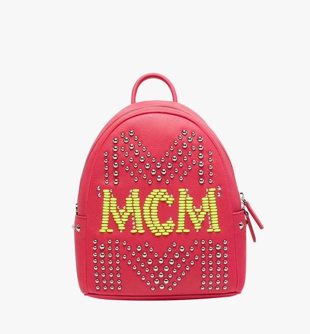 d2e167295bc Stark Backpack in Neon Stud Leather