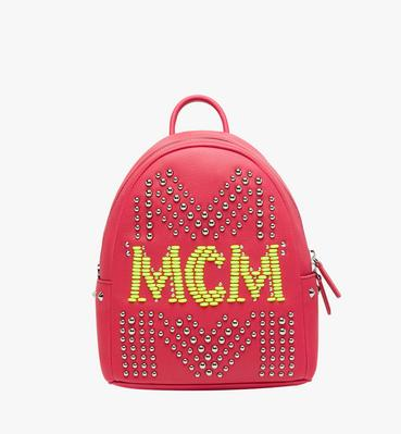 Stark Backpack in Neon Stud Leather 620823571