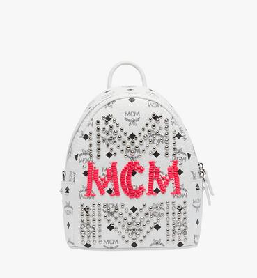 8984088bafc Stark Backpack in Neon Stud Visetos