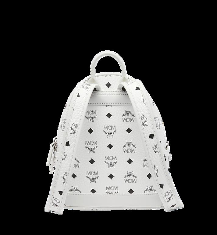 MCM Stark Backpack in Neon Stud Visetos AlternateView4