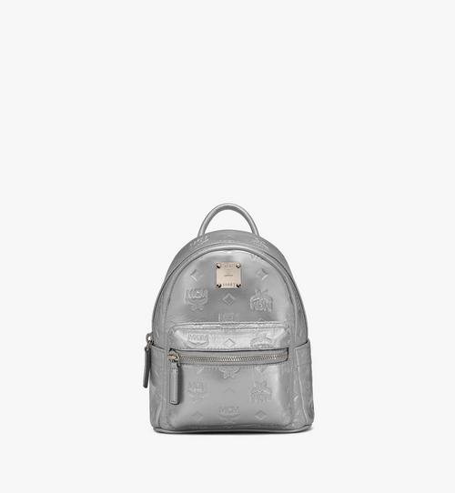 Stark Bebe Boo Backpack in Monogram Leather