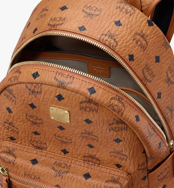 MCM Year Of The Mouse Stark Rucksack in Visetos Cognac MWKASVE07CO001 Alternate View 4