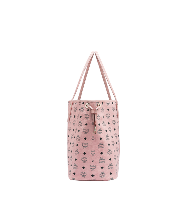 MCM Reversible Liz Shopper in Visetos Pink MWP7AVI21PZ001 Alternate View 3