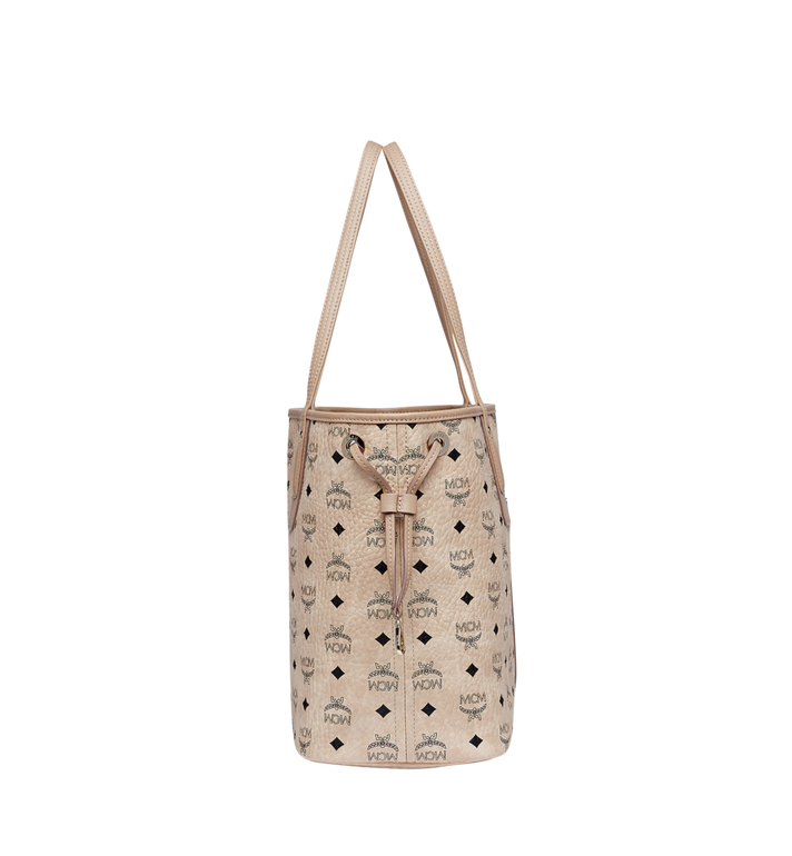 MCM Reversible Liz Shopper in Visetos Beige MWP7AVI22IG001 Alternate View 3