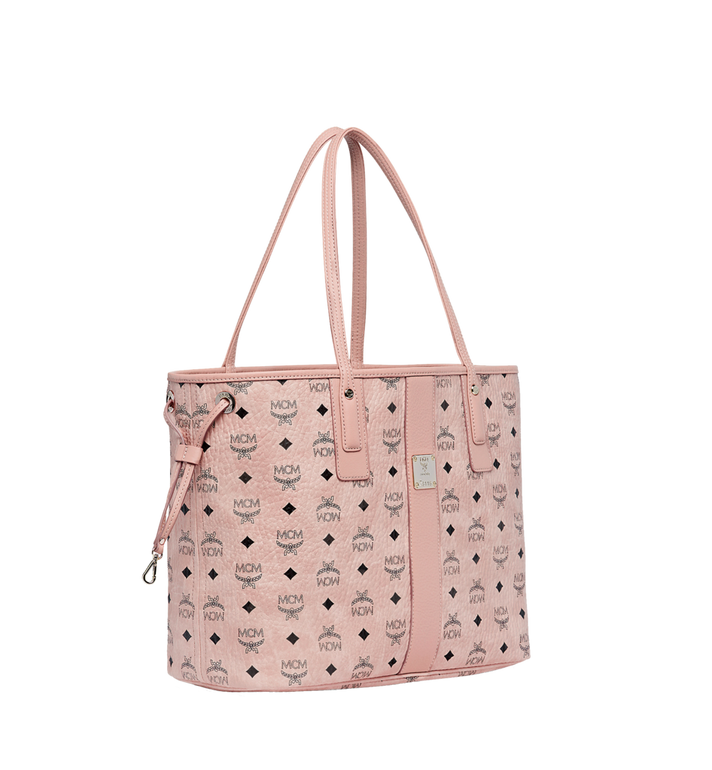 MCM Reversible Liz Shopper in Visetos Pink MWP7AVI22PZ001 Alternate View 2